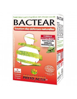 Bactear 45 capsules Phyto-Actif