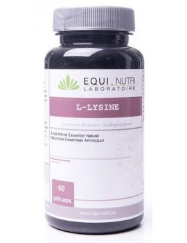 L-Lysine 500mg Equi - Nutri