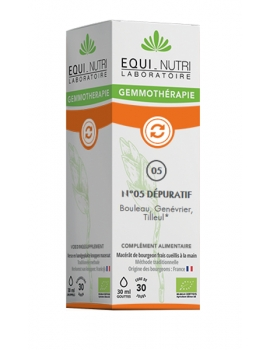 Depurbel Bio 30ml Equi - Nutri