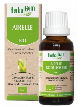 Airelle bio 50ml Gemmobase Herbalgem