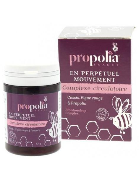 complexe circuklation propolis 80 comprimés propolia