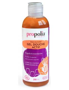 Gel Douche Actif à la Propolis Propolia 200 ml gel douche bio Abcbeauté