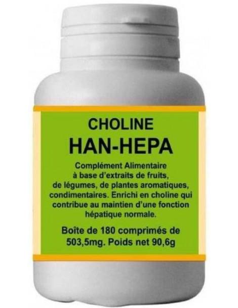 Han Hepa 180 comprimes Han Biotech