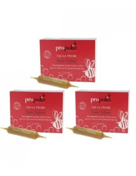 Tonic'Potion lot de 3 x 10 ampoules Propolia