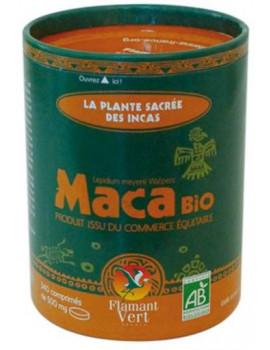 Maca bio  340 comprimes Flamant vert