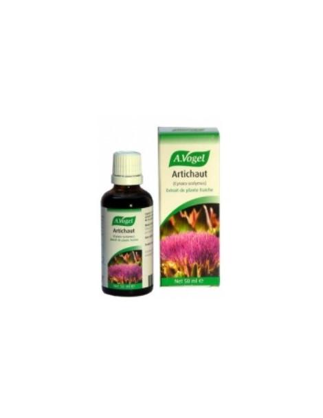 Artichaut - Extrait liquide 50ml A Vogel Bioforce