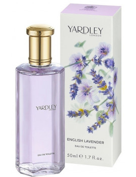 English Lavender Vaporisateur 125ml Yardley