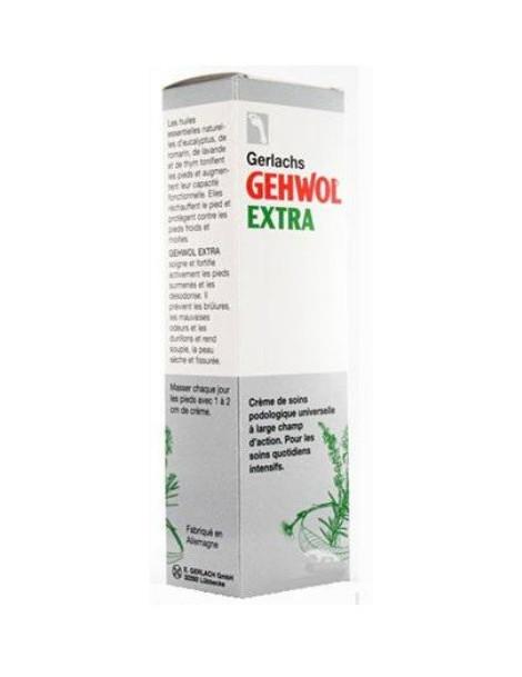 Creme Extra 75ml Gehwol
