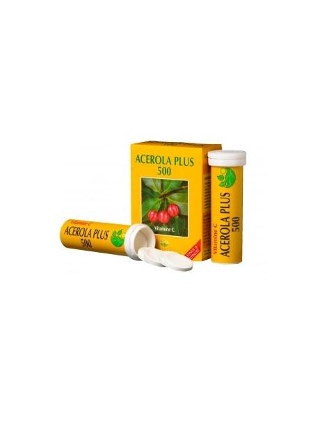 Acerola Plus 500 - 30 comprimes et 15 gratuits Phyto-Actif