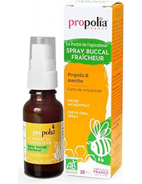 Spray buccal bio Propolis Menthe  20ml Propolia