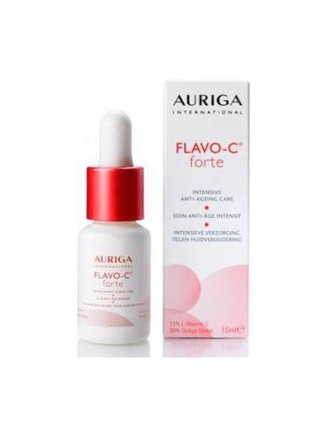 Flavo-C Forte anti-age intensif - 15ml Auriga