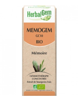 Memogem Bio  50ml Gemmobase Herbalgem