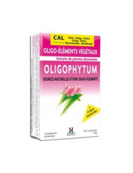 Oligophytum Calcium dynamisé 300 comprimes Holistica