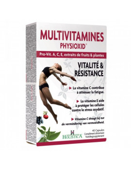 Physioxid  40 capsules Holistica