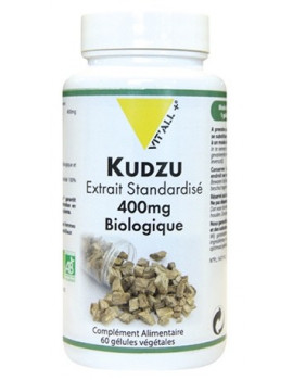 Kudzu 400mg  60 Vcaps Vit'all +