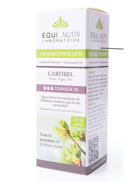 Cartibel Bio 30ml Equi - Nutri