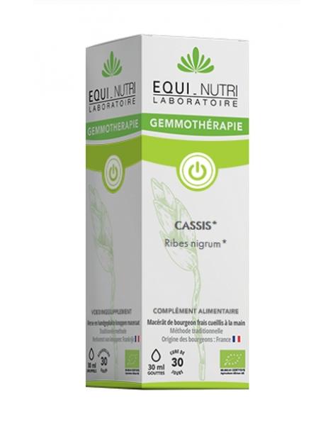Cassis bio 30ml Equi-Nutri