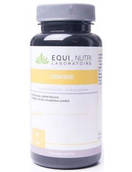 Huile d'Onagre 500 mg  90 gelules Equi-Nutri