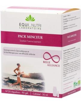 pack minceur 90 gelules et 30ml Equi - Nutri