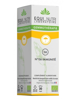 Immubel bio 30ml Equi - Nutri