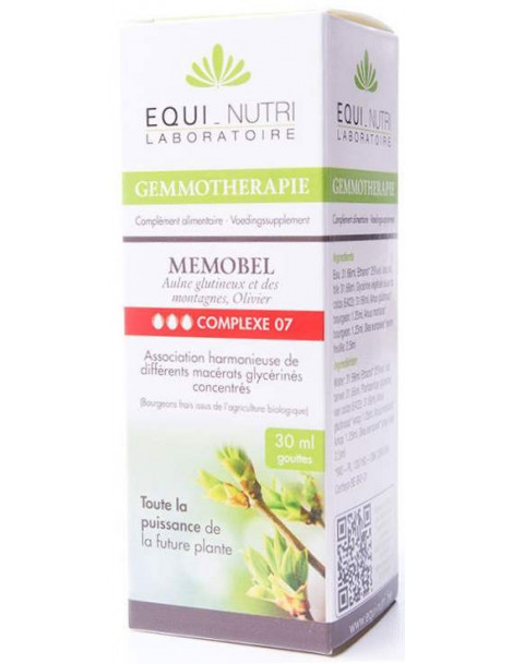 Memobel Bio 30ml Equi - Nutri
