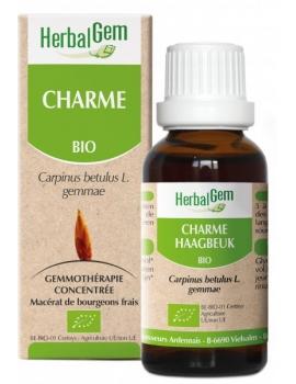 Charme bio 50ml Gemmobase Herbalgem