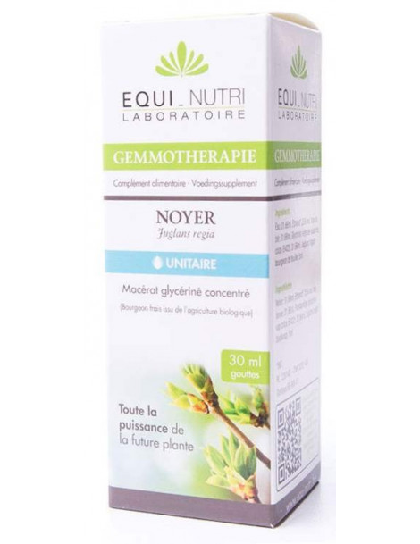 Noyer bio 30ml Equi - Nutri