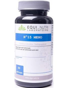 Meno - Complexe 15  60 gelules vegetales Equi - Nutri