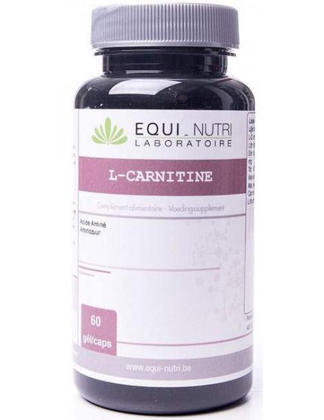 L-Carnitine Magnesium - 90 gelules Equi - Nutri