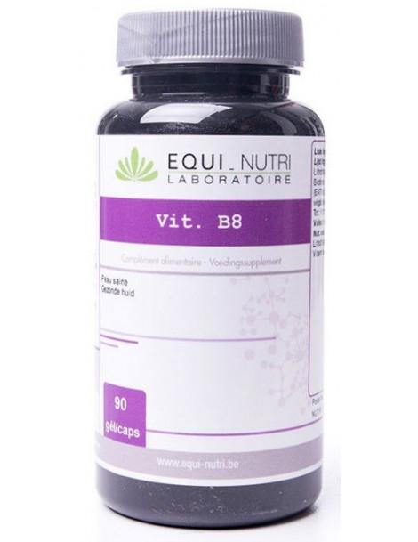 Vitamine B8 90 gelules 300mcg Equi - Nutri