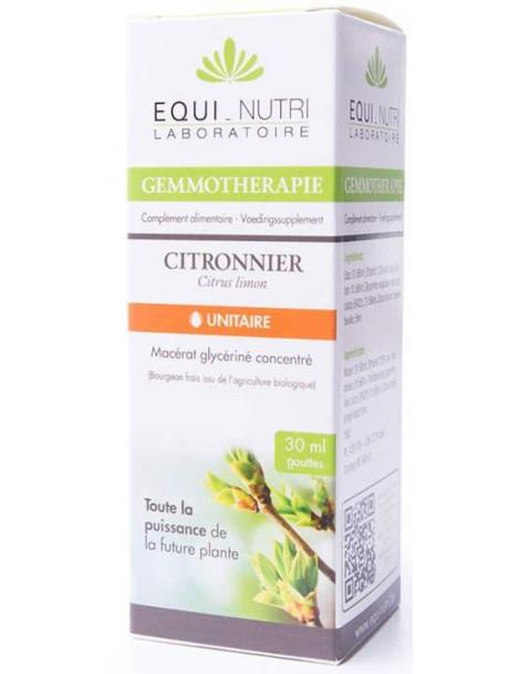 Citronnier bio 30ml Equi - Nutri