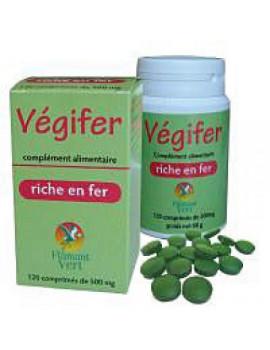 Vegifer 120 comprimes 500mg Flamant Vert