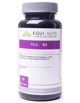 Vitamine B1 90 gelules 4,20mg Equi - Nutri