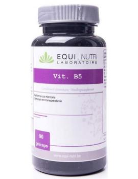 Vitamine B5 90 gelules 18mg Equi - Nutri