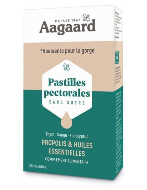 Pastilles Pectorales Apais'  Aagaard