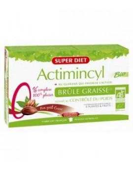Actimincyl bio 20 ampoules Super Diet