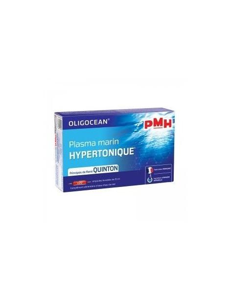 PMH Plasma Marin Hypertonique 20 ampoules Super Diet