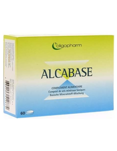 Alcabase 60 comprimes Dr Theiss - Oligopharm