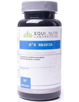 Respir Complexe 8  60 gelules Equi - Nutri