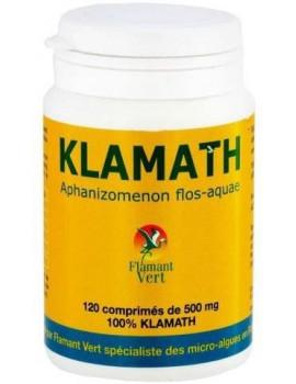 Klamath 120 comprimes 500mg Flamant Vert
