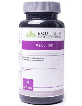 Vitamine B2 90 gelules 4,80mg Equi - Nutri