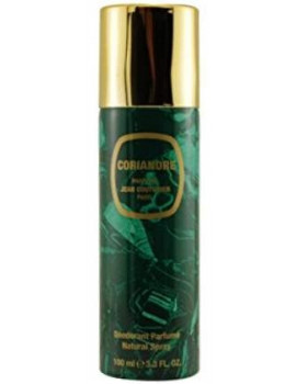 Deodorant parfumé Coriandre Spray 100ml Jean Couturier