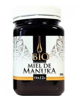 Miel de Manuka TPA 12+ bio Nouvelle Zelande 500g Dr Theiss