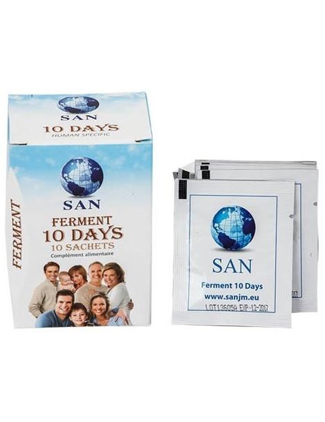 Ferment 10 Days 10 sachets SAN Human Specific