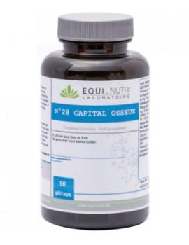 Bone Protect Complexe 28  60 gelules Equi - Nutri