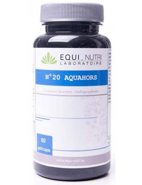 Aquahors Complexe 20 90 gelules Equi - Nutri
