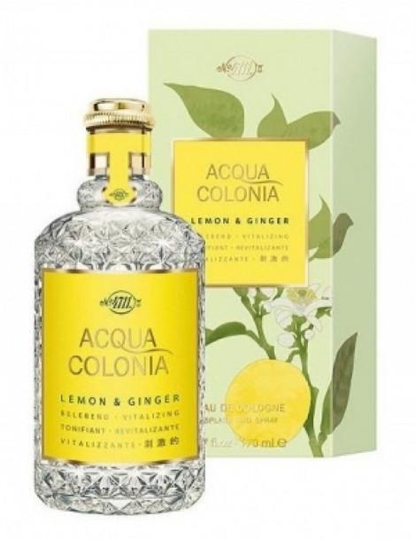 Acqua Colonia Citron & Gingembre  Splash & Spray 170ml 4711
