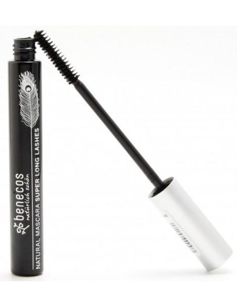 Mascara longueur extreme Longs Cils noir carbone 8ml Benecos