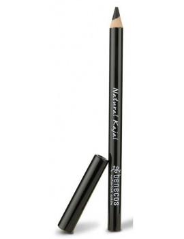 Crayon Kajal contour des yeux Noir 1,13g Benecos abcbeauté maquillage bio des yeux