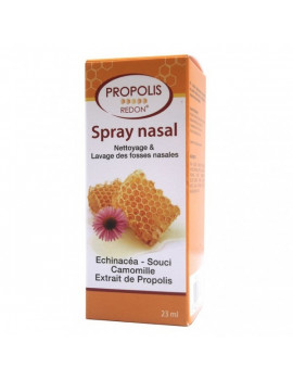 Spray nasal à la Propolis 23ml Redon